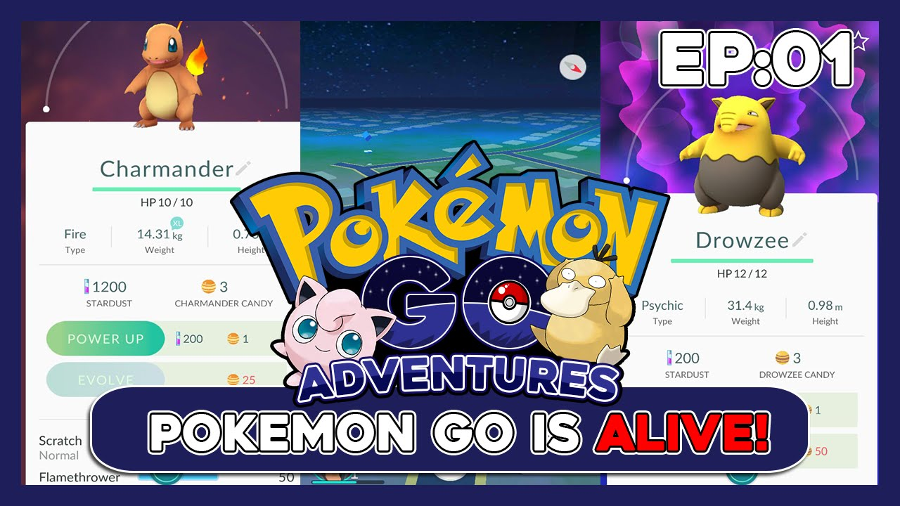 Pokemon GO Is ALIVE - Ep. 1 image