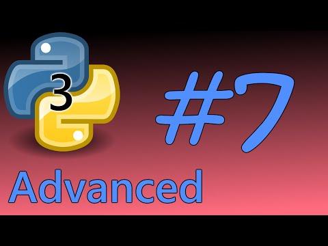 Python3 Advanced Tutorial 7 - CGI Programming