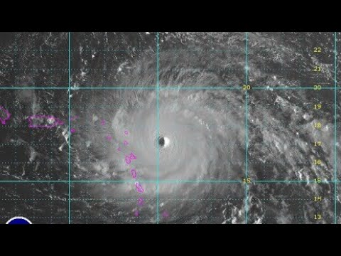 Badai Irma Telah Menerjang Haiti Dan Florida Mp3