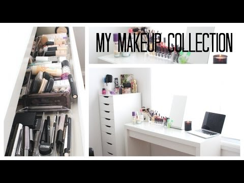 Makeup Collection and Storage Tour | Beauty.Life.Michelle