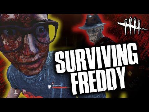 SURVIVING FREDDY! [12 Hour Stream] Dead by Daylight with HybridPanda