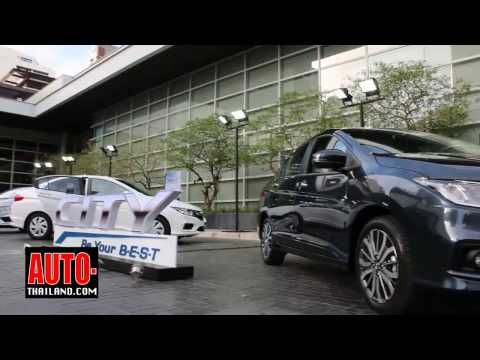 New Honda City 2017 ปรับโฉมใหม่ แต่ราคาเดิม !!!