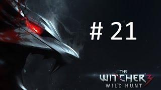 Ведьмак 3 Дикая Охота Прохождение #21 Туманник и эльфы партизаны