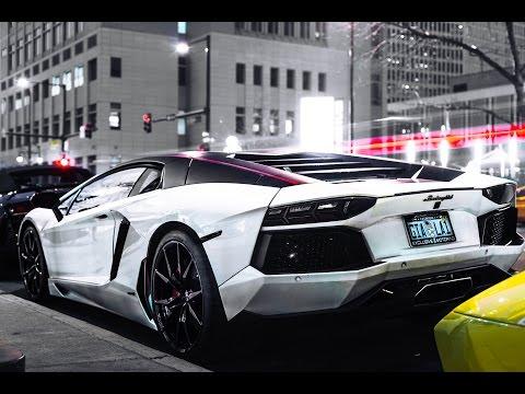 20+ Lamborghinis TERRORIZE Denver, Colorado!