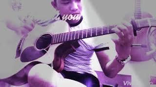 Thiên Đường Tìm Đâu - [Mitxi Tòng] Guitar Solo