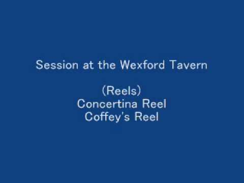 (Reels) Concertina Reel, Coffey's Reel - Session