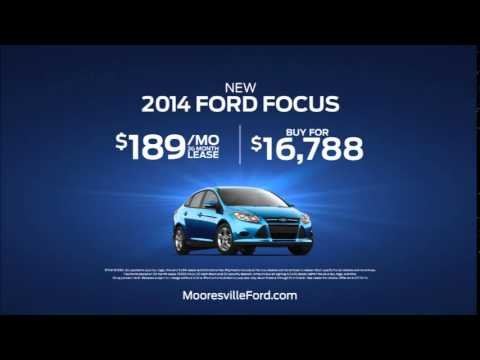 Mooresville Ford - Spectacular - Focus & Fusion