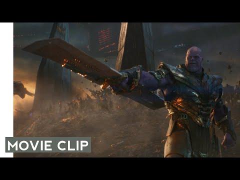 Xem phim Avenger: Hồi kết (End game) - AVENGERS: ENDGAME - HỒI KẾT (2019) - Cảnh chiến đấu cuối cùng Vietsub