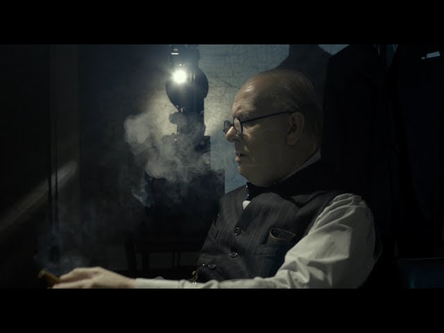 다키스트 아워 - 1차 공식 예고편 (한글자막)