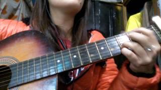 Ước mơ ngọt ngào - Cover guitar Kiều Liên