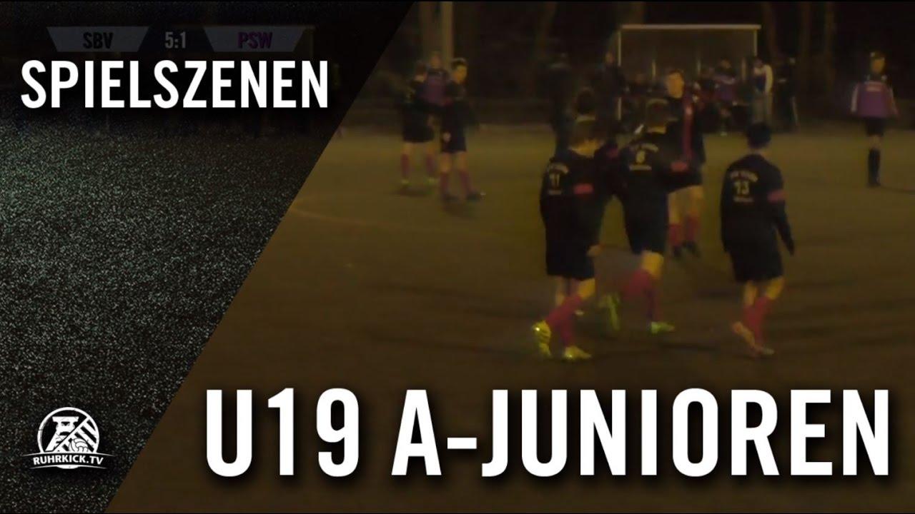Sv Bochum Vöde Portugal Sv Witten U19 A Junioren Kreisliga C