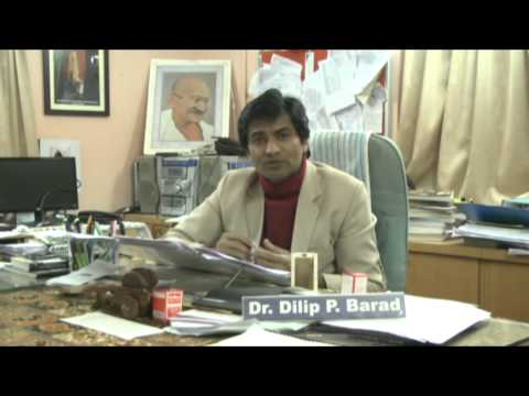 A Brief Introduction of Dept. of English, M K Bhavnagar University: Prof. Dilip Barad