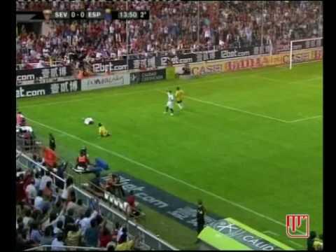 Resumen SEVILLA FC - ESPANYOL