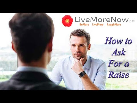 How To Ask For A Raise -- Step By Step Advice