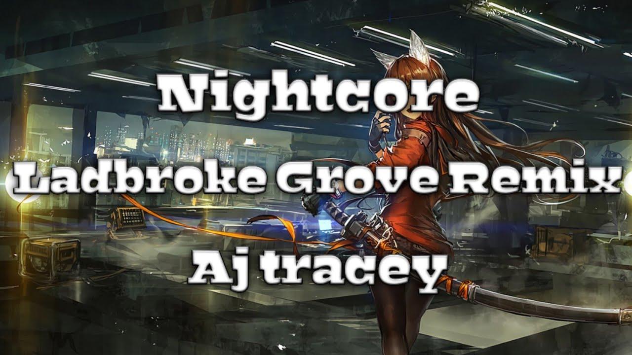 AJ Tracey - Ladbroke Grove (JPWhittle Remix) - YouTube