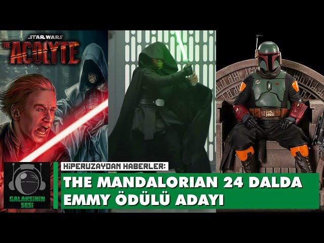 28-07-2021 /// The Mandalorian 24 dalda Emmy ödülü adayı