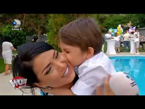 WOWBIZ (04.06.) - Andreea Mantea si Cristi Mitrea i-au facut o petrecere ca-n povesti fiului lor! from YouTube · Duration:  18 minutes 4 seconds