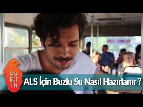 ALS Için Buzlu Su Nasıl Hazırlanır ?