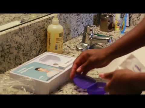 Smile Direct Club for Military Families| Aligner Installation Process