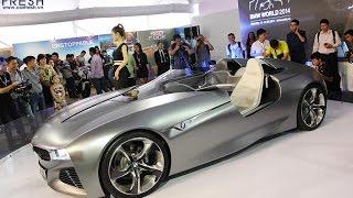Triển lãm BMW World XPO 2014 Vietnam