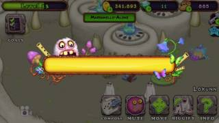 Marshmello Alone In My Singing Monsters