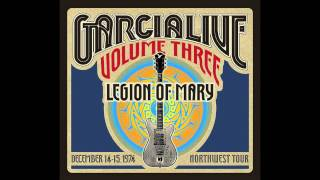 """Mystery Train"" from GarciaLive Volume Three: December 14-15, 1974 Northwest Tour"