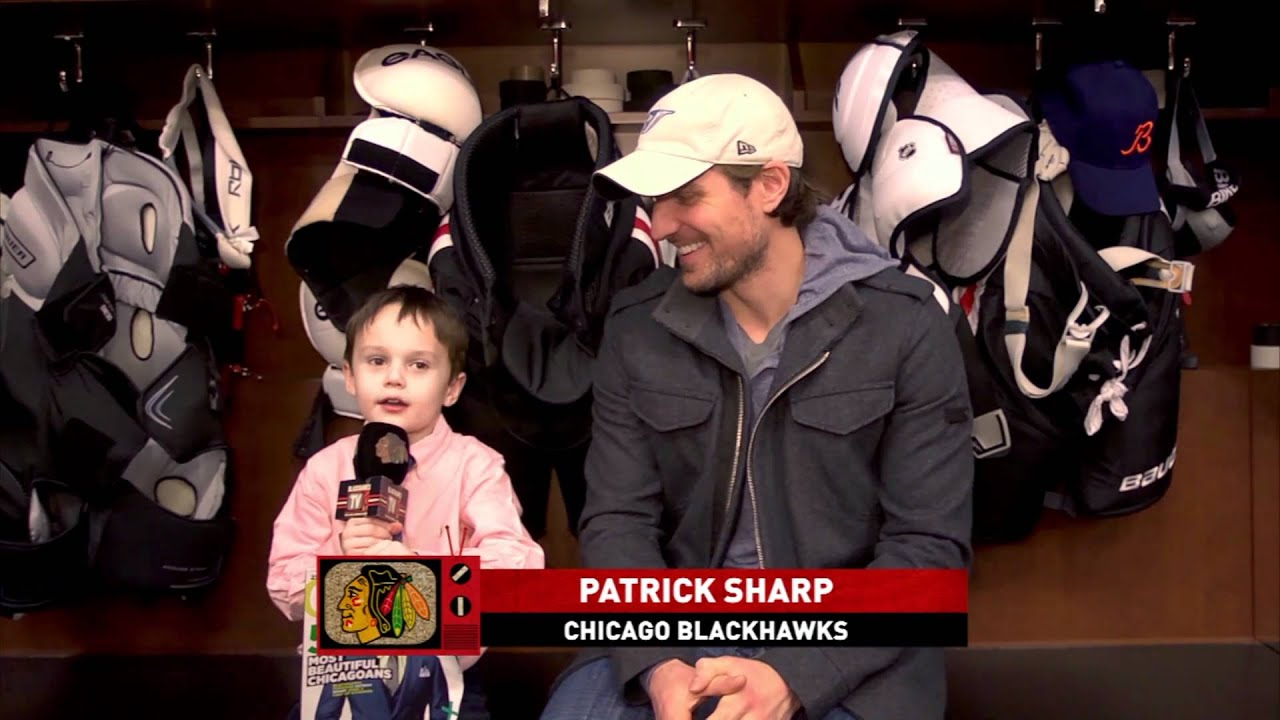 Patrick Sharp agrees to one-year contract with Blackhawks
