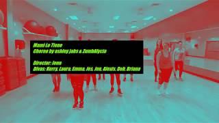 Mami Lo Tiene - Machel Montano  | Dance Fitness | ashley jabs