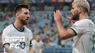 Lionel Messi and Argentina advance but 'will always let you down' - Steve Nicol | Copa America