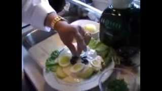 """Authentic Peruvian """"papas A La Huancaina"""" Side Dish"""