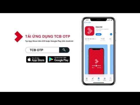 Hướng dẫn cài đặt, sử dụng Smart OTP cho khách hàng mới (dành cho Doanh nghiệp)