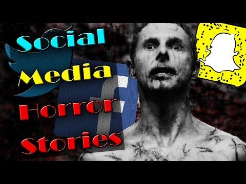 Disturbing Social Media Horror Stories Featuring Dr Creepen