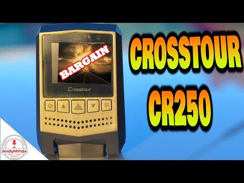 Crosstour Dash Cam CR250 Review