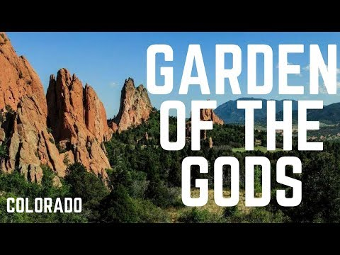 Things to Do in Colorado USA - Garden of the Gods - STORM CHASING DAY 4
