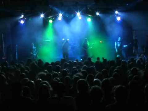 Hail of Bullets - Advancing Once More - Live Summerbreeze 2008