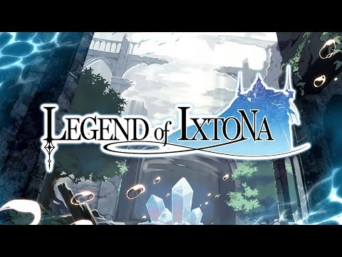 SRPG Legend of Ixtona - Official Trailer for Android