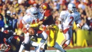 1985 Rose Bowl  #6 Ohio State vs #18 USC 2 of 2
