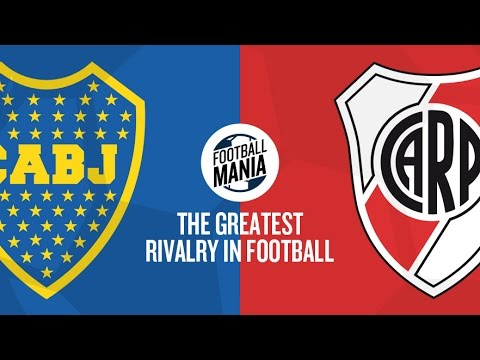 Boca Juniors x River Plate - The Greatest Rivalry in Football!