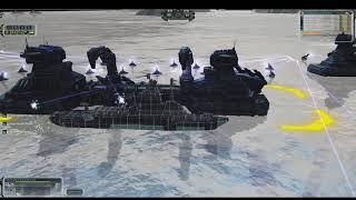 Let the Naval Builds Begin! 3v3 Tourney Round 2 - Supreme Commander: Forged Alliance
