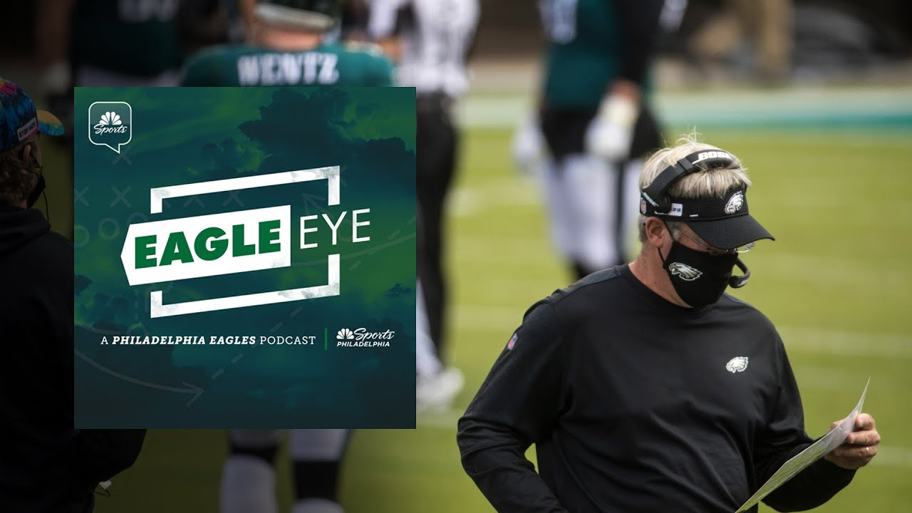 What can Doug Pederson and the Eagles do differently? | Eagle Eye Podcast | NBC Sports Philadelphia