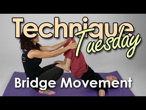 Technique Tuesday - Thai Massage Bridge Movement