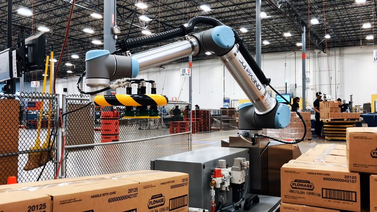Universal Robots debuting packaging solutions at Pack Expo