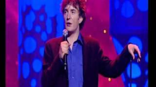 Dylan Moran - Australia, The 'English' voice