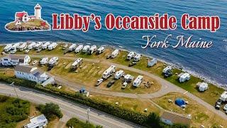 Bucket List RV Pąrk ~ Libby's Oceanside Camp
