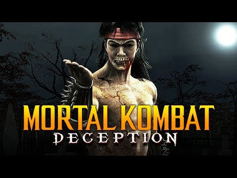 "EVERYONE's FAVORITE ZOMBIE! - MK: Deception: ""Liu Kang"" Arcade Ladder! (Mortal Kombat 11 Kountdown) thumbnail"
