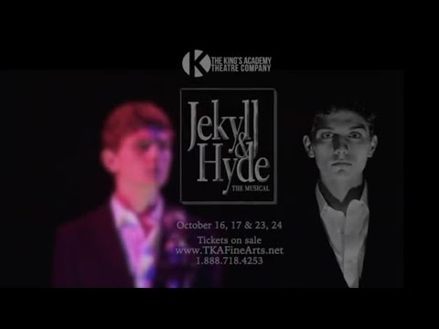 This is The Moment from Jekyll & Hyde the Musical