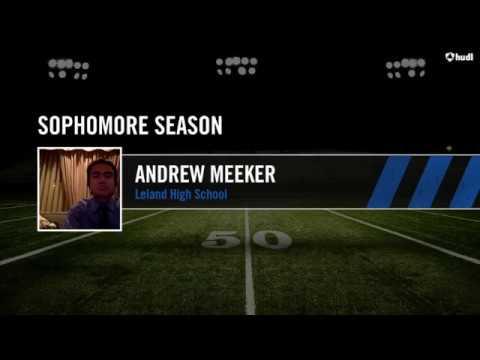 Andrew Meeker High School Football Highlights