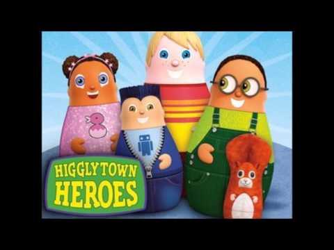 HigglyTown Heroes (Theme)