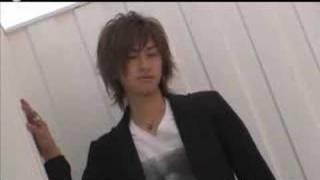 Aiba Hiroki metamorphosis