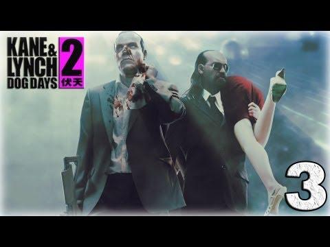 Смотреть прохождение игры [Coop] Kane & Lynch 2: Dog days. Серия 3 - Голый побег.